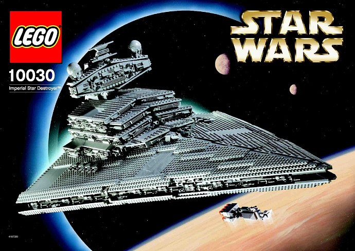 10030-1 Imperial Star Destroyer - UCS - Swooshable