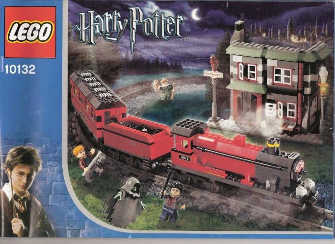 10132 1 Motorized Hogwarts Express Swooshable