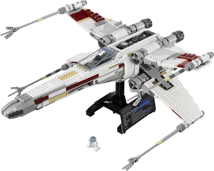 10240 1 Red Five X Wing Starfighter Ucs Swooshable