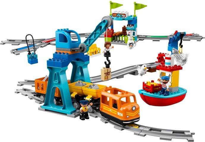 10875 1 Cargo Train Swooshable