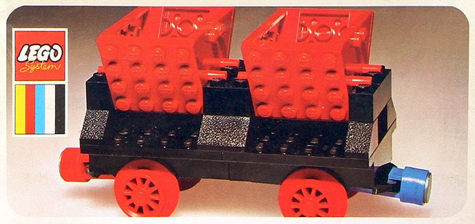 130 1 Wagon With Double Tippers Swooshable