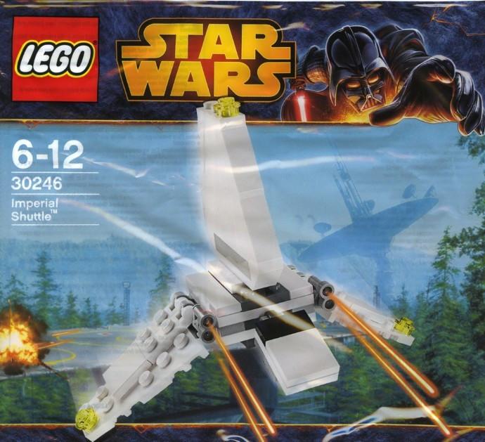 30246 1 Imperial Shuttle Mini Polybag Swooshable