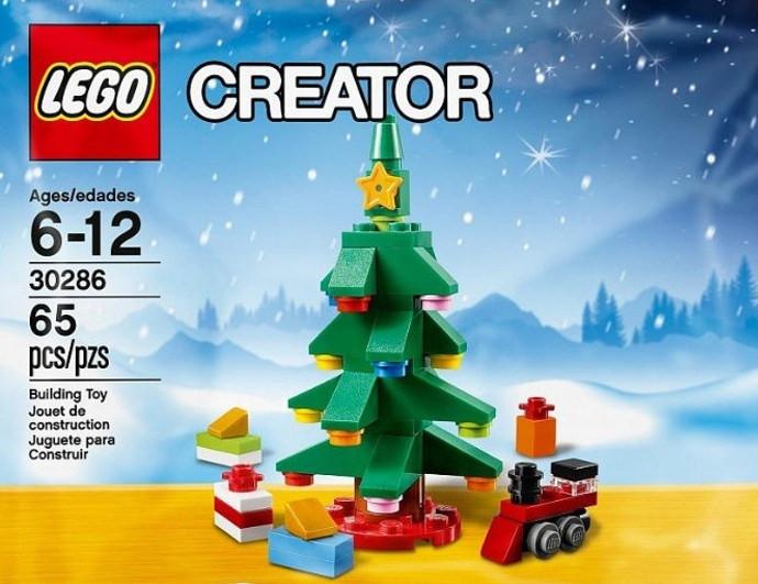30286 1 Christmas Tree Polybag Swooshable