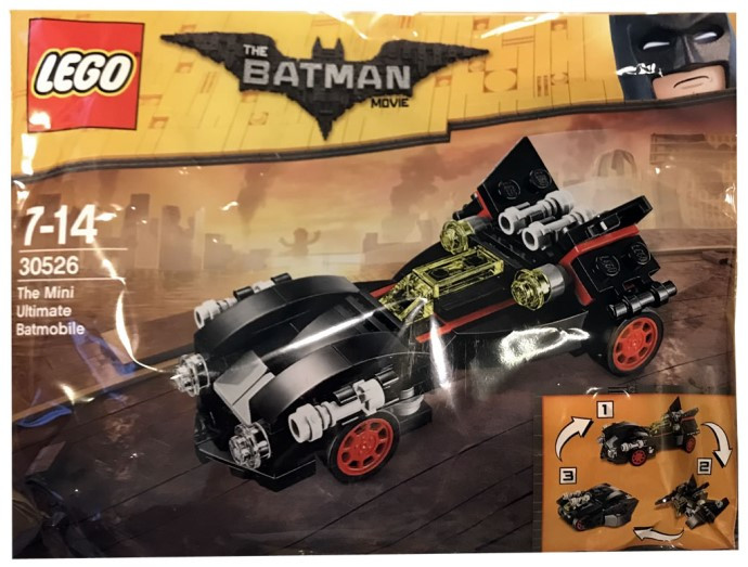 30526 1 The Mini Ultimate Batmobile Swooshable