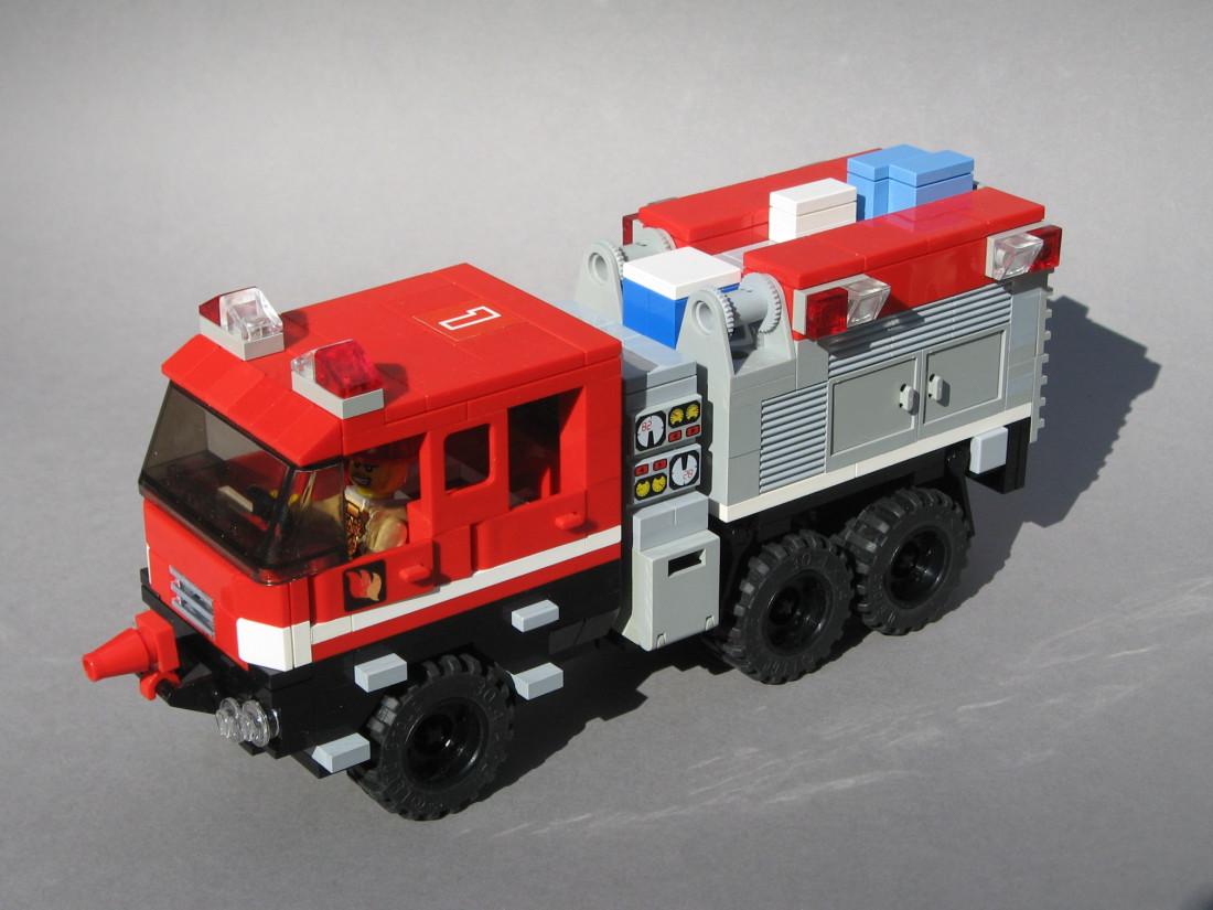Wildland Fire Engine Swooshable