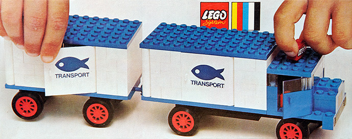 375 3 Refrigerator Truck And Trailer Swooshable
