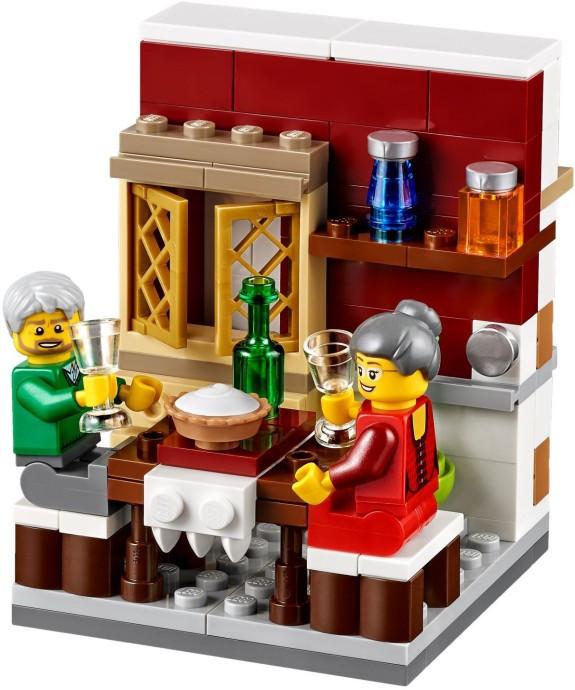 Lego thanksgiving harvest instructions 40261, seasonal.