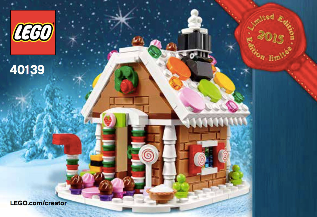 40139 1 Gingerbread House Swooshable