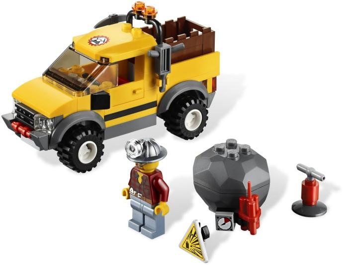 4200 1 Mining 4 X 4 Swooshable