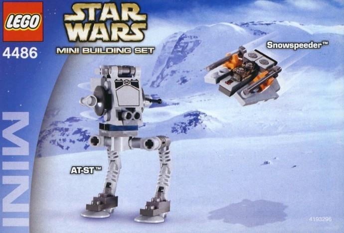 4486 1 At St Snowspeeder Mini Swooshable