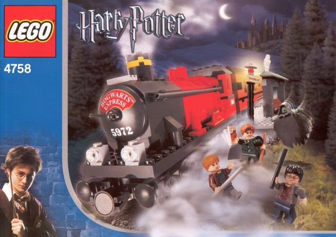 4758 1 Hogwarts Express 2nd Edition Swooshable