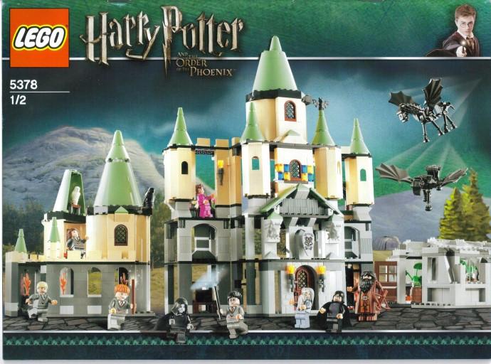 5378 1 Hogwarts Castle 3rd Edition Swooshable