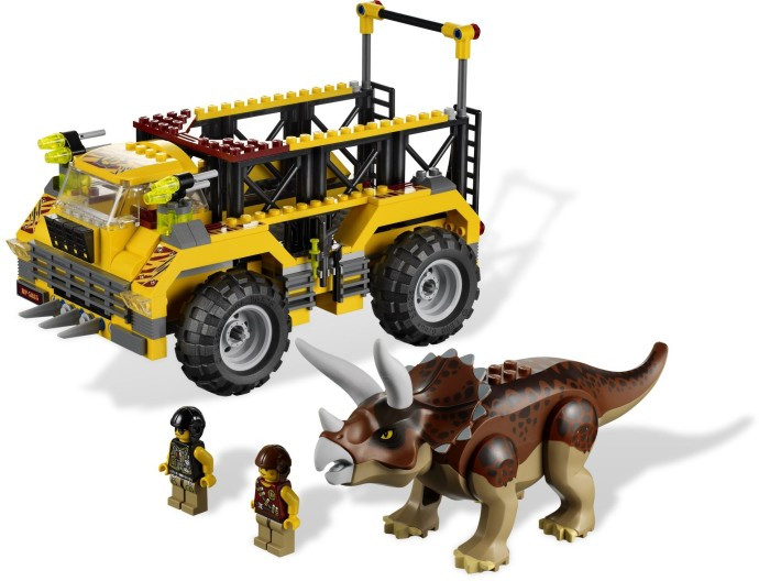 5885 1 Triceratops Trapper Swooshable