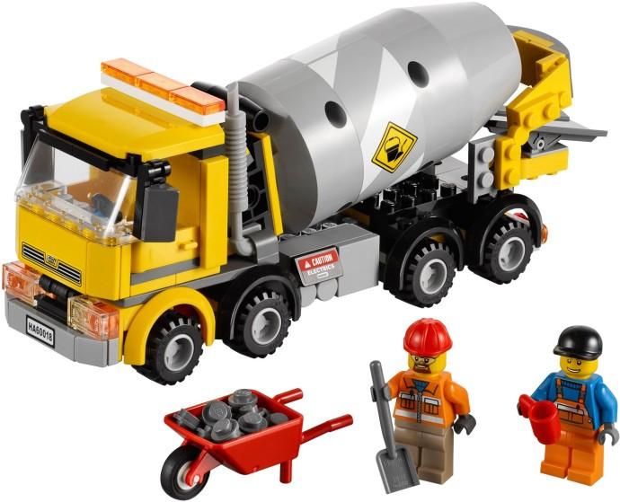 60018 1 Cement Mixer Swooshable