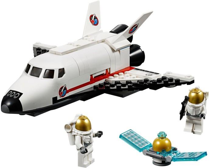 60078 1 Utility Shuttle Swooshable