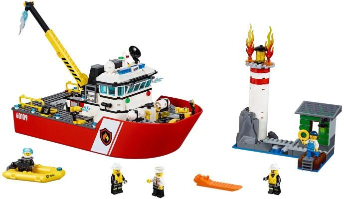 60109 1 Fire Boat Swooshable