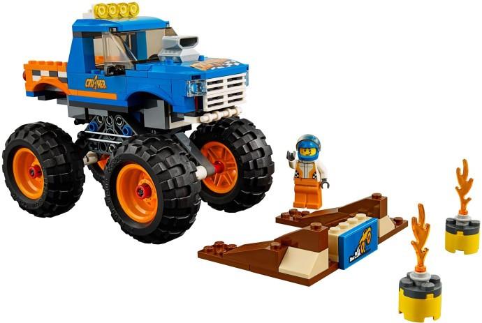60180 1 Monster Truck Swooshable