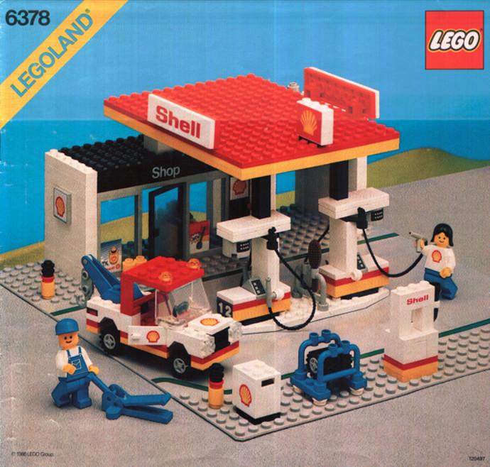 6378 1 Service Station Swooshable