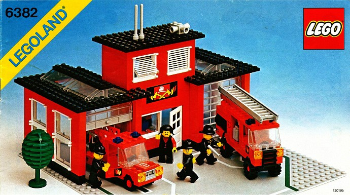 6382 1 Fire Station Swooshable