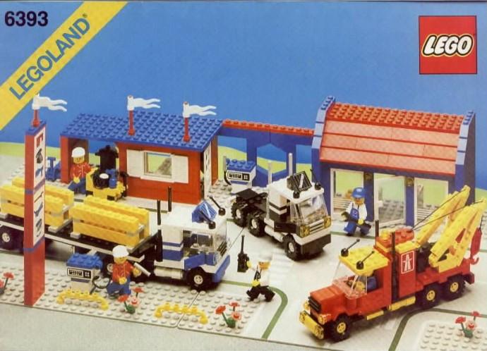 6393 1 Big Rig Truck Stop Swooshable