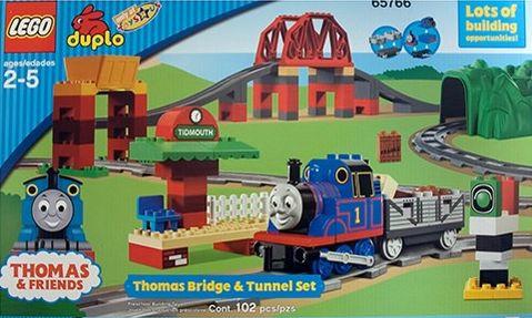 65766 1 Thomas Bridge Tunnel Set Swooshable