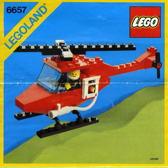6657 1 Fire Patrol Copter Swooshable