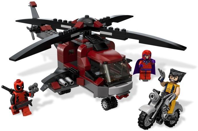 6866 1 Wolverines Chopper Showdown Swooshable