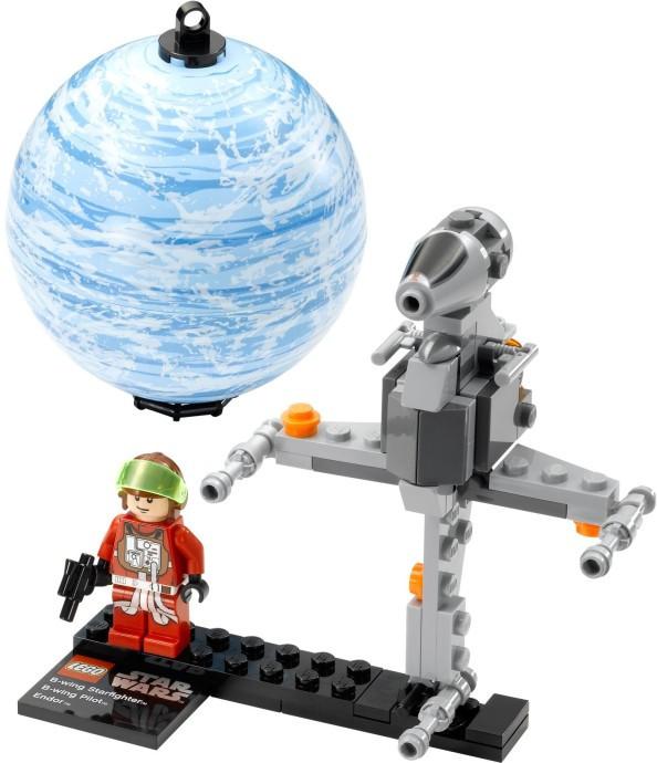 75010 1 B Wing Starfighter Planet Endor Swooshable