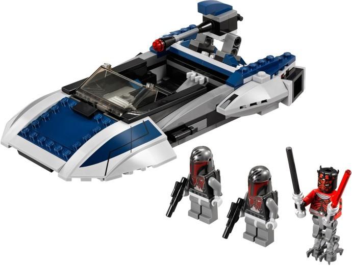 75022 1 Mandalorian Speeder Swooshable