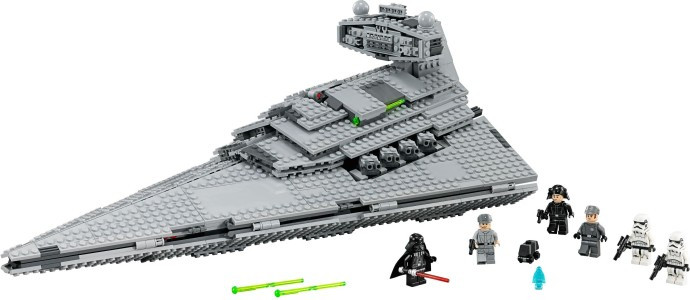 75055 1 Imperial Star Destroyer Swooshable