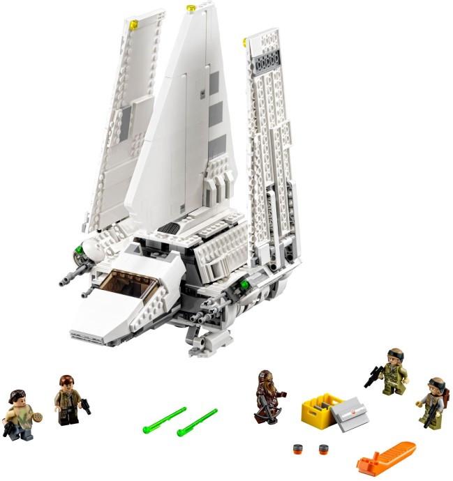 75094 1 Imperial Shuttle Tydirium Swooshable