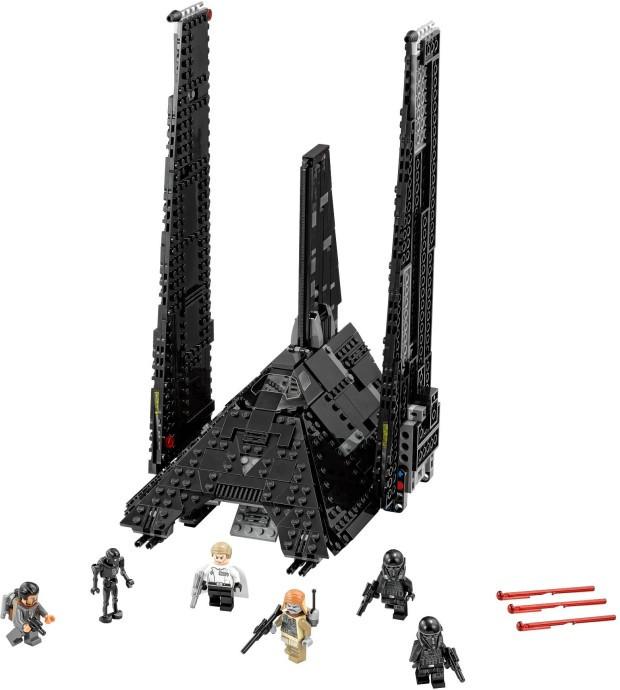 75156 1 Krennics Imperial Shuttle Swooshable