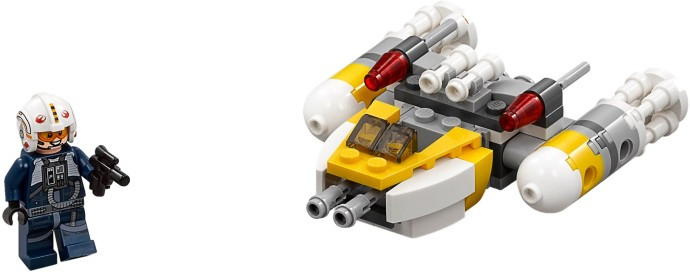 75162 1 Y Wing Microfighter Swooshable