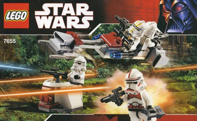 7655 1 Clone Troopers Battle Pack Swooshable