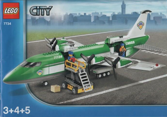 7734 1 Cargo Plane Swooshable