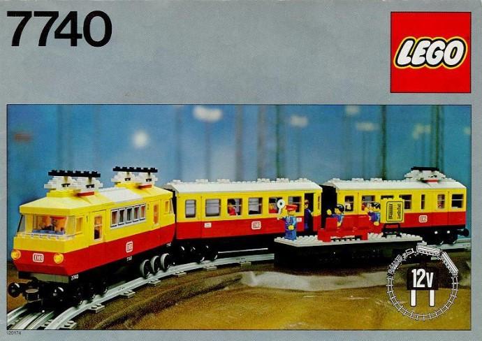 7740 1 Inter City Passenger Train Swooshable