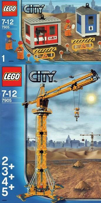 7905 1 Tower Crane Swooshable