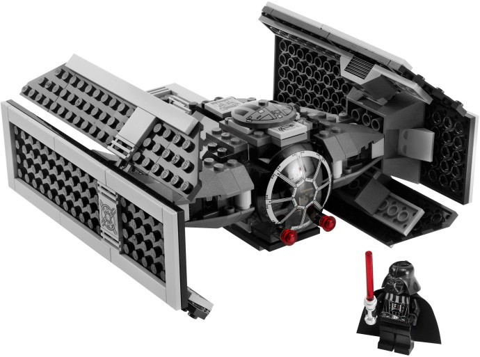 8017 1 Darth Vaders Tie Fighter Swooshable