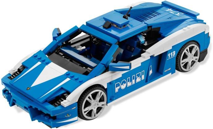 8214 1 Lamborghini Gallardo Lp 560 4 Polizia Swooshable