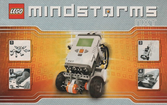 8527 1 Lego Mindstorms Nxt Swooshable