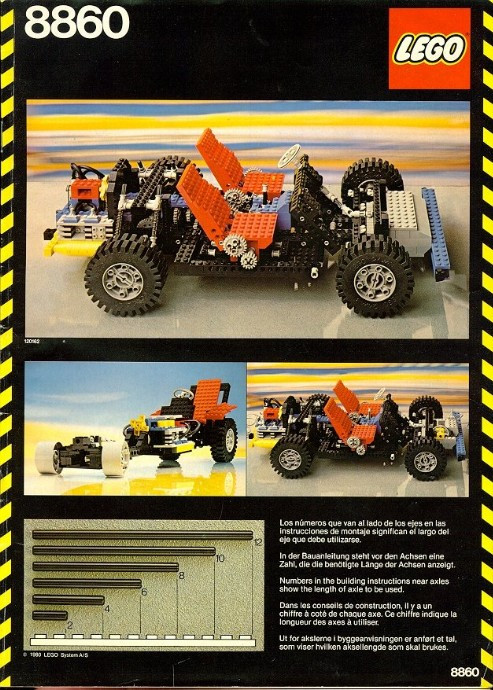 8860 1 Car Chassis Swooshable