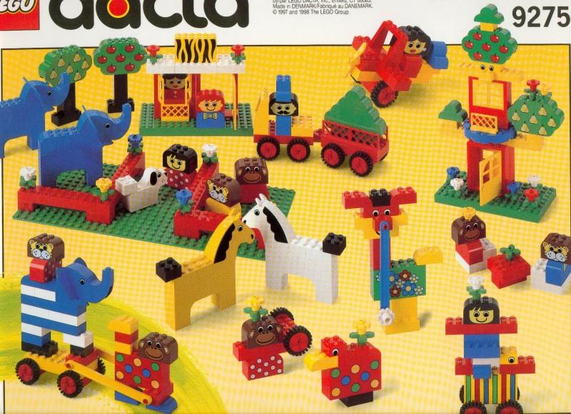 9275 1 Medium Lego Dacta Basic Set Swooshable