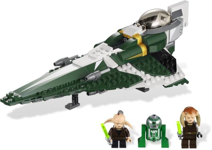 9498 1 Saesee Tiins Jedi Starfighter Swooshable