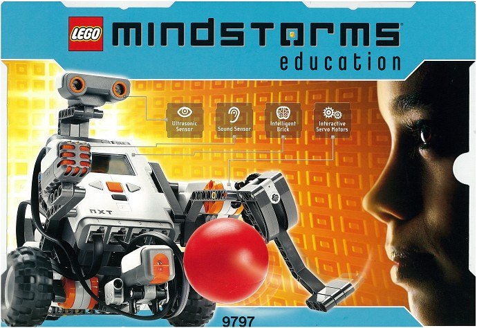 9797-1 Mindstorms Education NXT Base Set - Swooshable