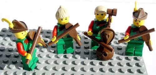 Medieval Instruments Swooshable