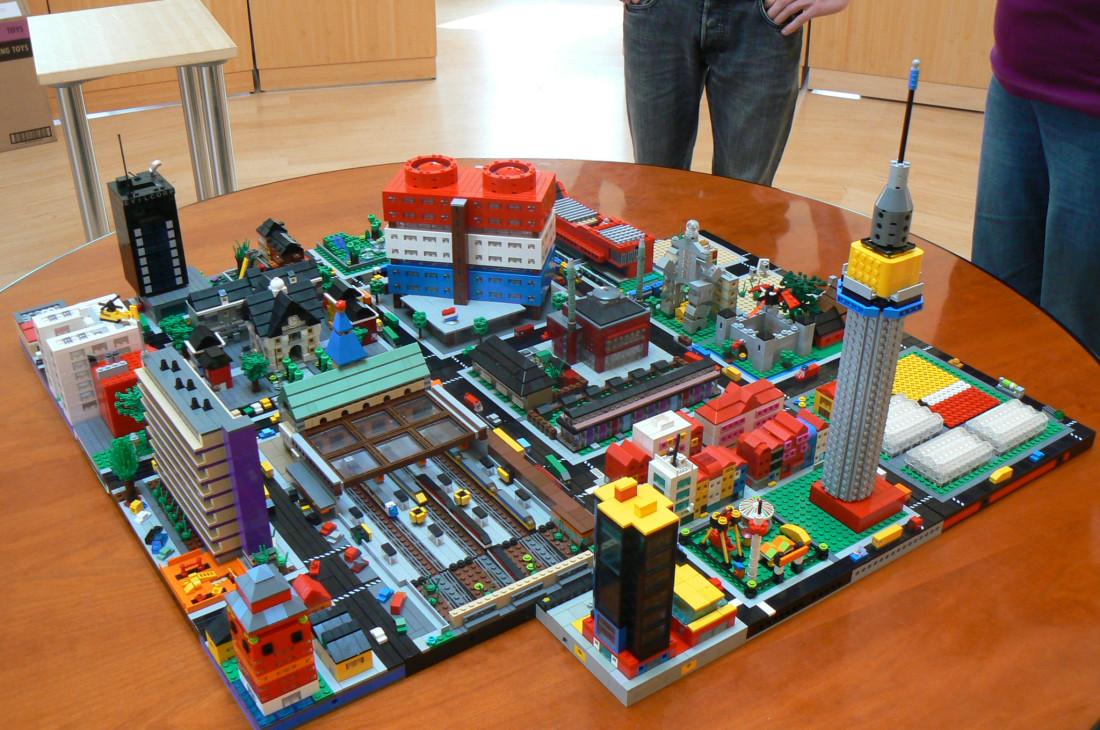 Micropolis micro city standard - Swooshable