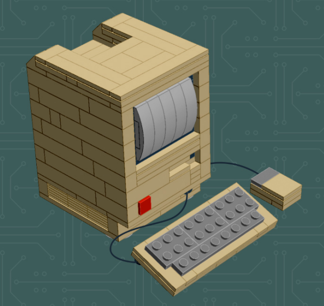 Babylon 5 Station Png Retro Macintosh - Swoo...
