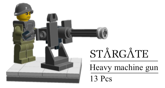 Stargate Heavy Machine Gun - Swooshable