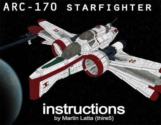 Star Wars Arc 170 Swooshable