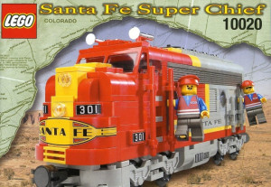 Santa Fe Super Chief, NOT the Limited Edition